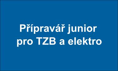 Přípravář junior pro TZB a elektro